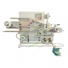 Semi-Automatic Lithium Battery Winding Machine